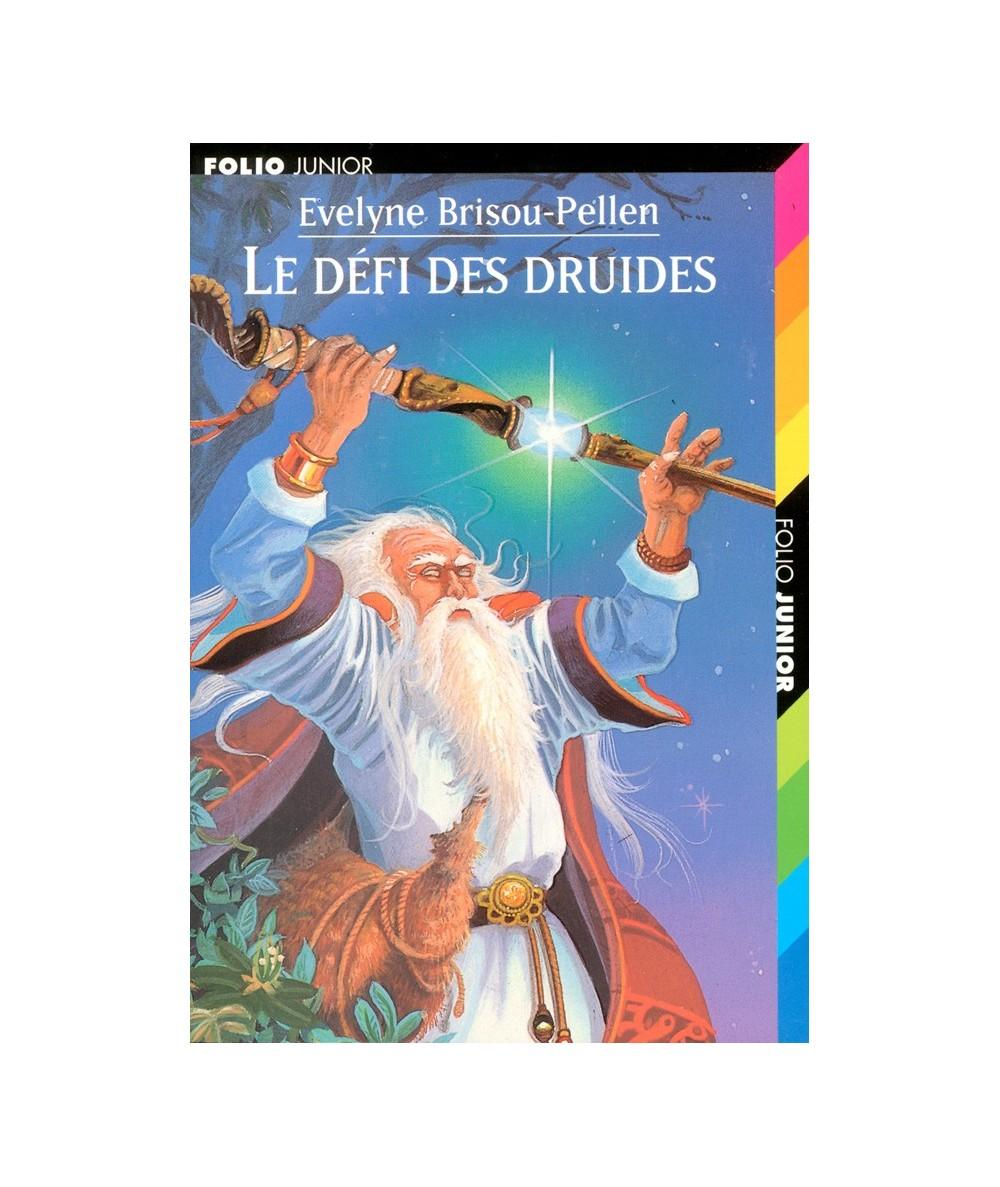 N° 718 - Le défi des druides (Evelyne Brisou-Pellen) - Folio Junior