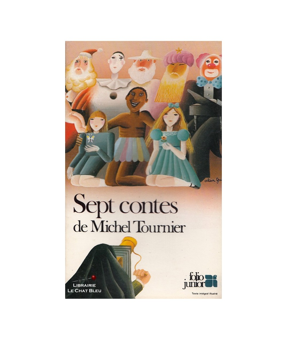 N° 264 - Sept contes (Michel Tournier) - Folio Junior