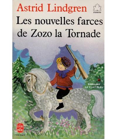 Le Livre de Poche N° 196 - Les nouvelles farces de Zozo la Tornade (Astrid Lindgren)