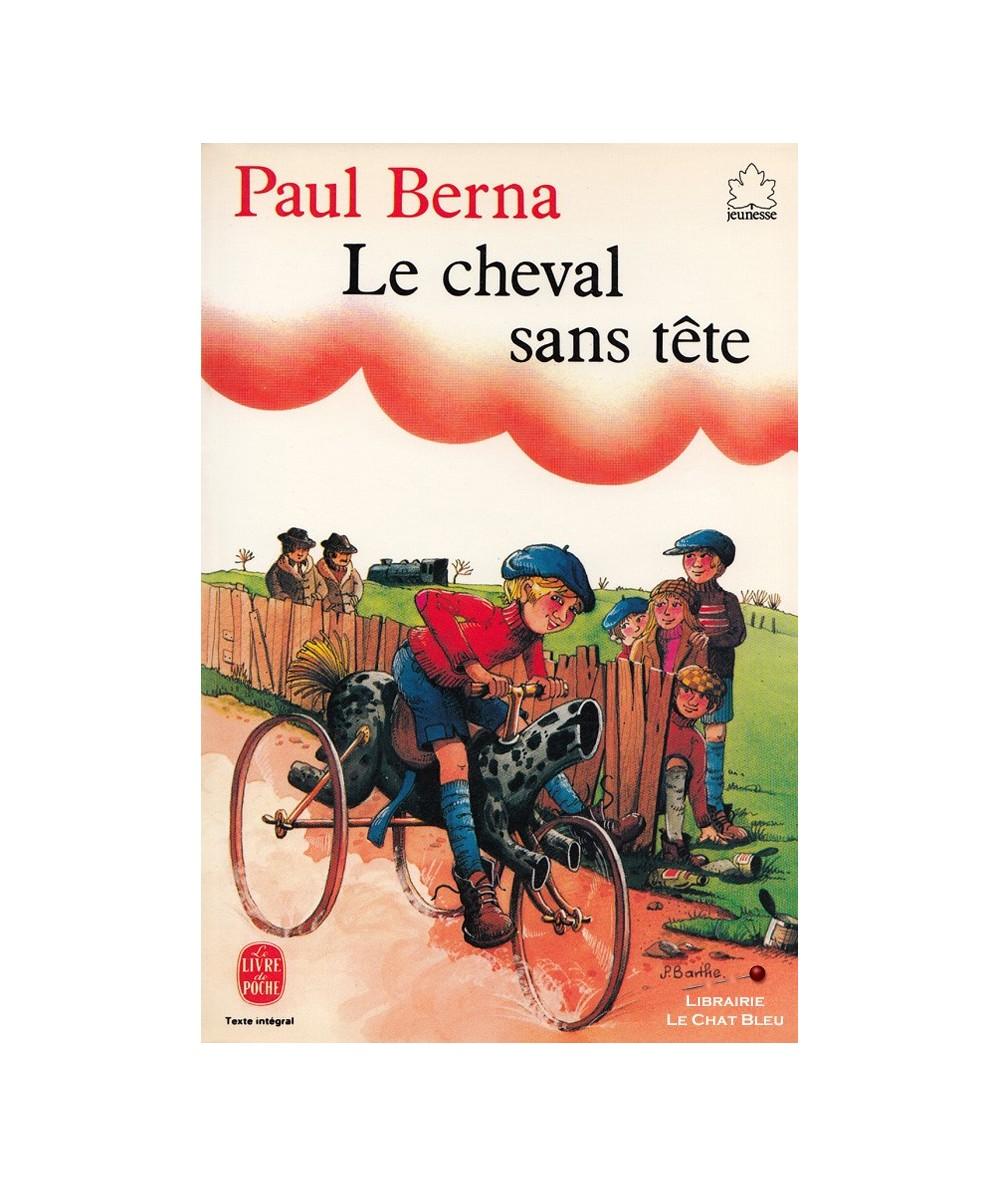 N° 34 - Le cheval sans tête (Paul Berna) - Le Livre de Poche