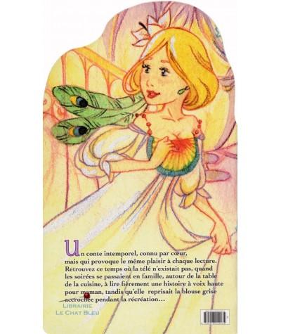 Cendrillon (Jennifer Trican) - Encre Violette