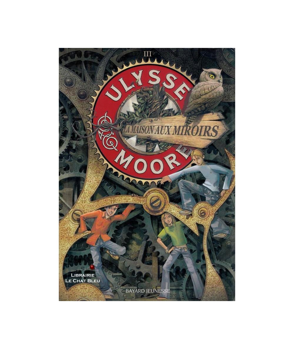 Ulysse Moore T3 : La maison aux miroirs (Pierdomenico Baccalarion)