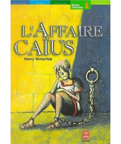 Le livre de poche N° 1101 - L'Affaire Caïus (Henry Winterfeld)