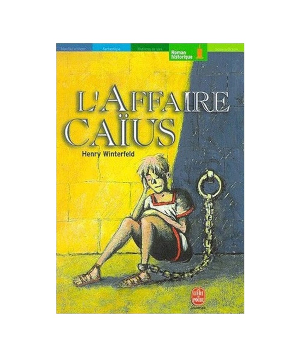 N° 1101 - L'Affaire Caïus (Henry Winterfeld)
