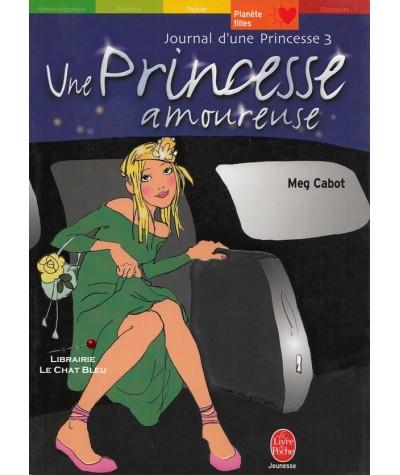 Journal d'une princesse T3 : Une princesse amoureuse (Meg Cabot)
