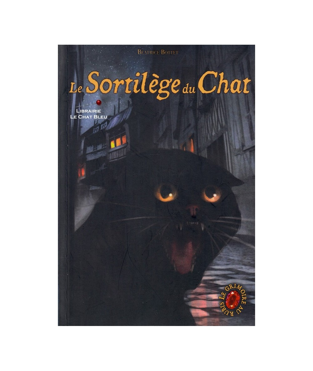 Le Grimoire au Rubis , Cycle 1 Livre 2 : Le sortilège du Chat (Béatrice Bottet)