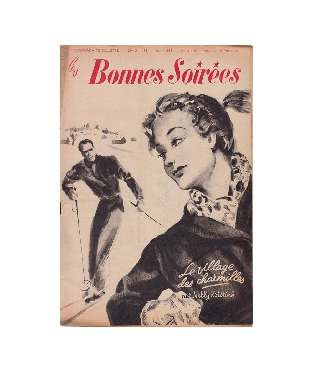 N° 1.483 - Les Bonnes Soirées du 9 juillet 1950