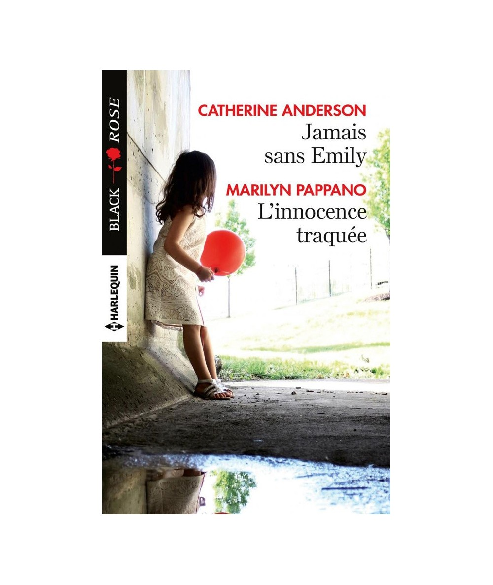 N° 424 - Jamais sans Emily (Catherine Anderson) - L'innocence traquée (Marilyn Pappano)