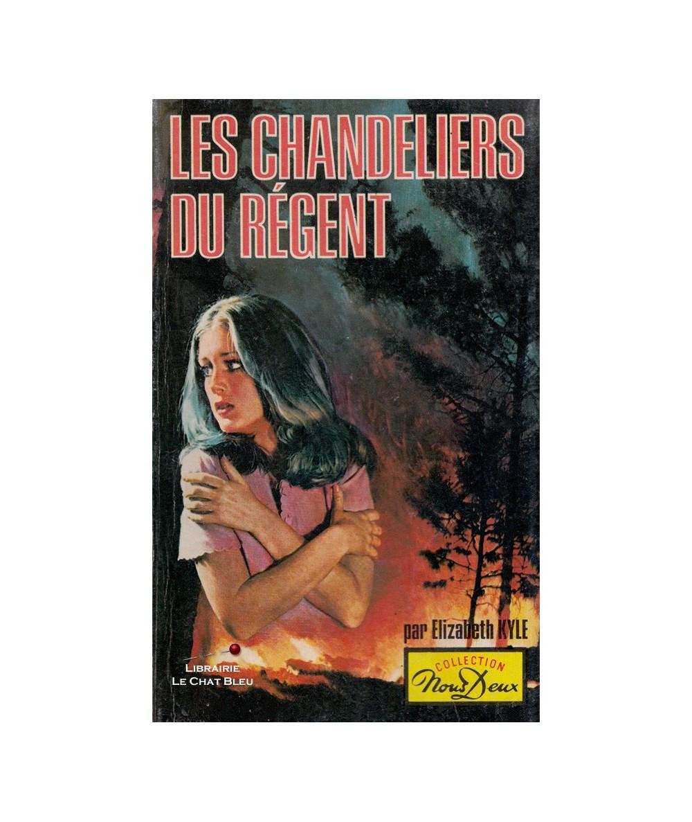 N° 356 - Les chandeliers du Régent (Elizabeth Kyle)