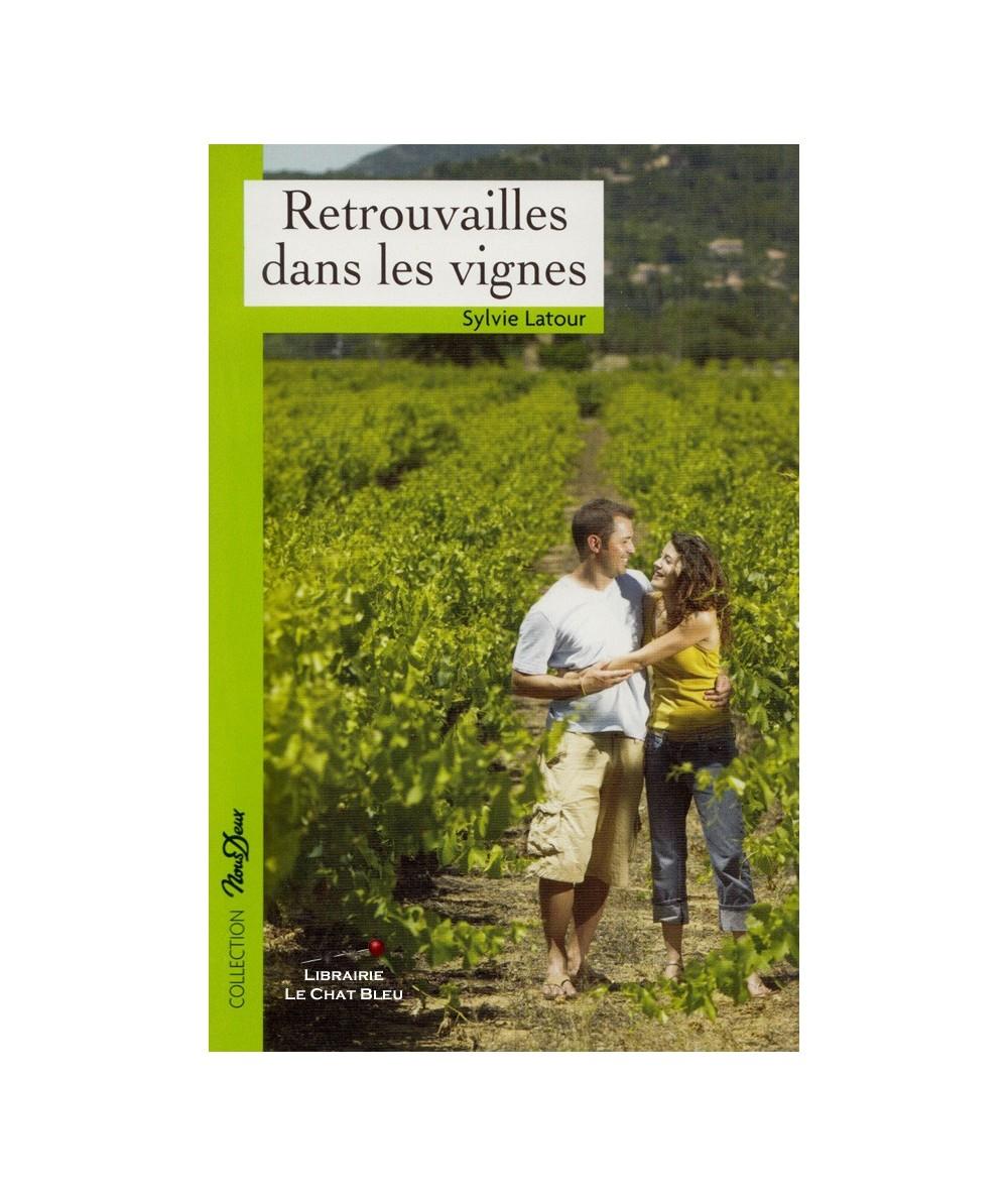 N° 235 - Retrouvailles dans les vignes (Sylvie Latour)