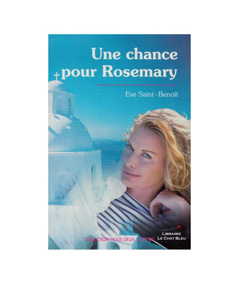 N° 77 - Une chance pour Rosemary (Eve Saint-Benoît)