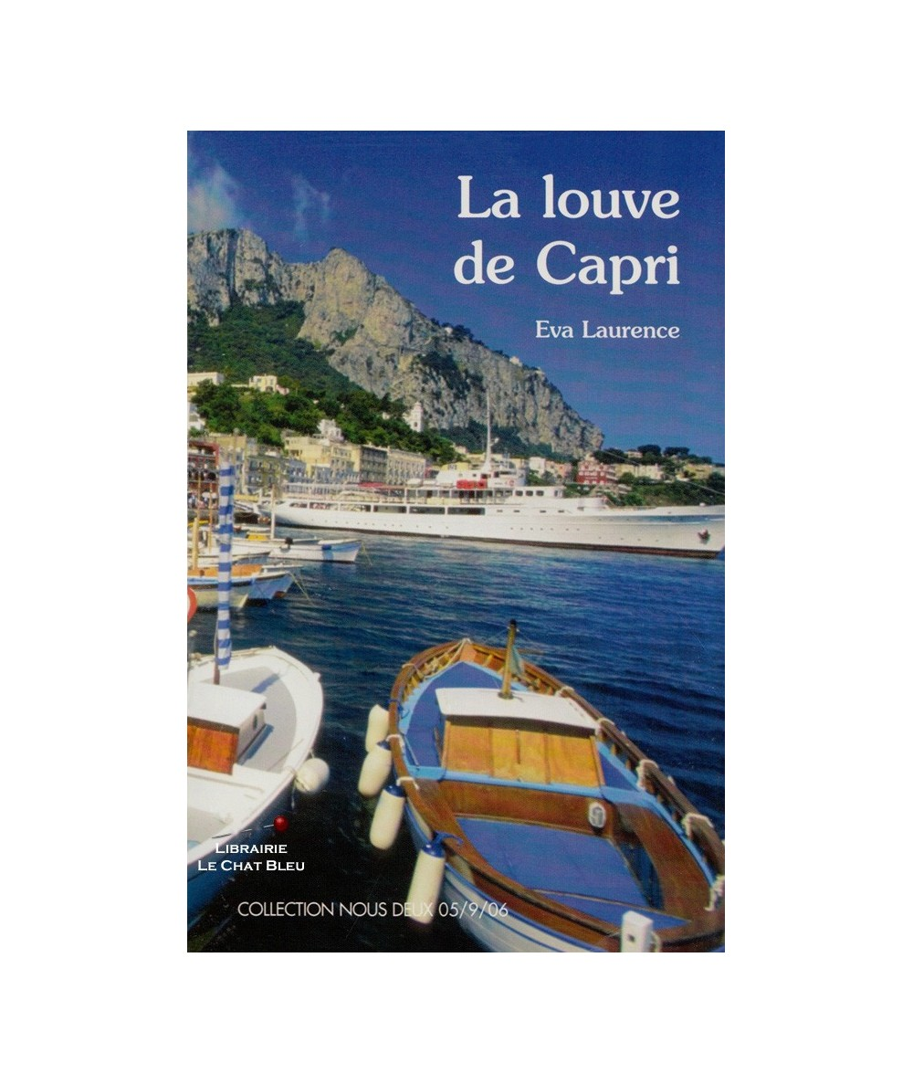 N° 162 - La louve de Capri (Eva Laurence)