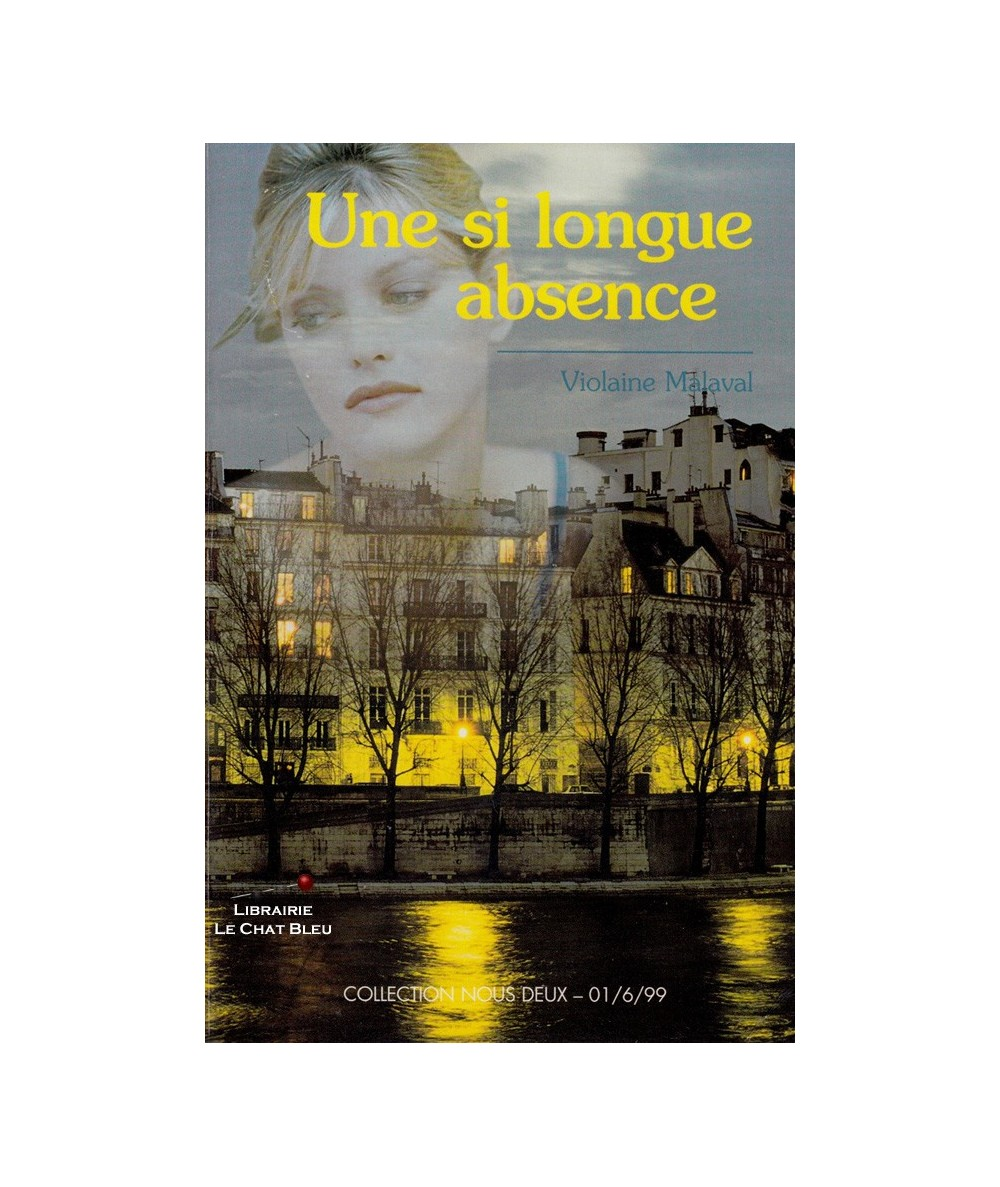 N° 75 - Une si longue absence (Violaine Malaval)