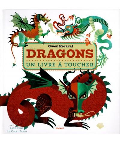 Dragons (Gwen Keraval) - Un livre à toucher