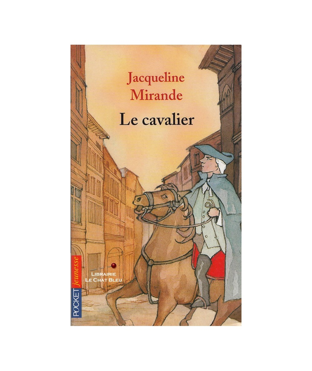 Pocket N° 497 - Le cavalier (Jacqueline Mirande)