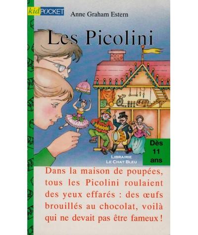 Les Picolini (Anne Graham Estern) - Kid Pocket N° 56