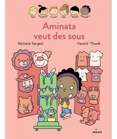 Les inséparables : Aminata veut des sous (Nathalie Dargent, Yannick Thomé)