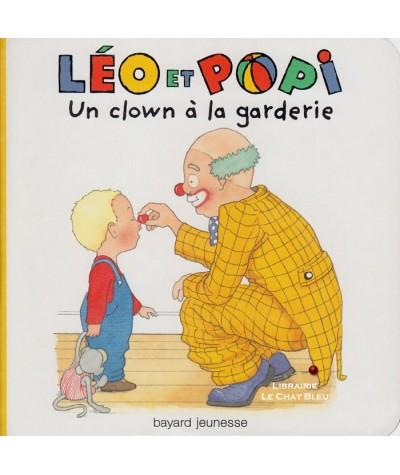 N° 19 - LÉO et POPI : Un clown à la garderie