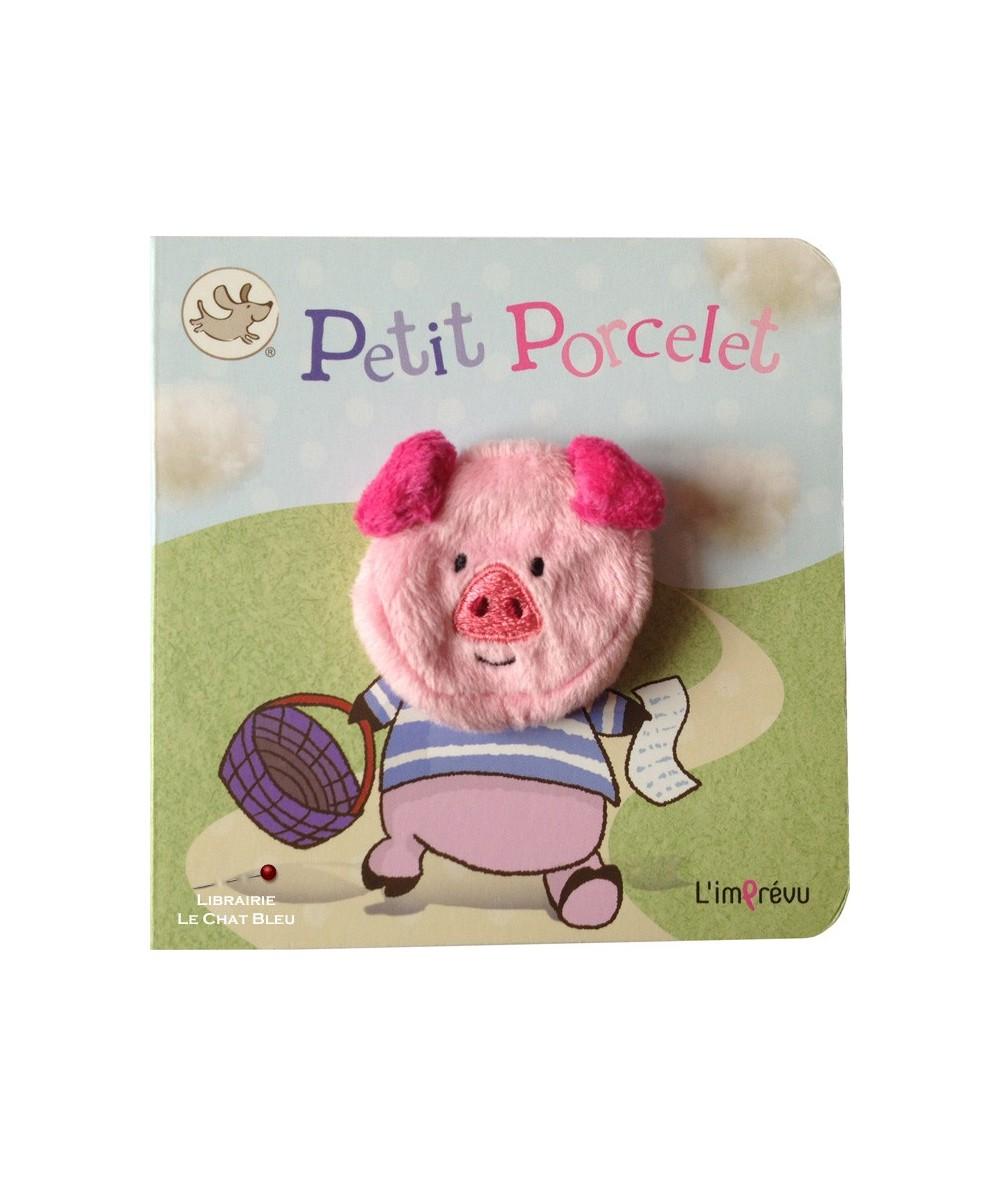 Les Petits curieux : Petit porcelet - Éditions de l'imprévu