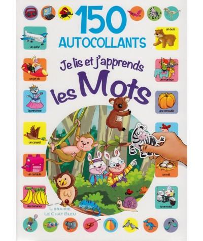 Je lis et j'apprends les Mots : 150 autocollants - Cahier d'activités