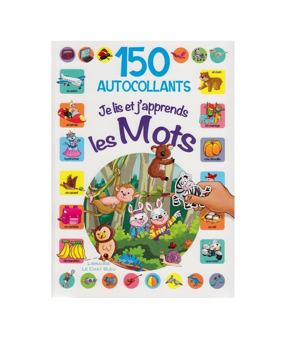 Je lis et j'apprends les Mots : 150 autocollants