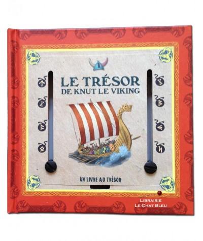Le trésor de Knut le viking (Tomas Tuma, Eva Oburkova) - Un livre au trésor