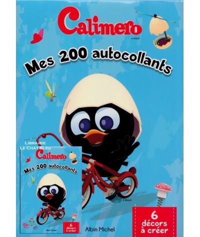 Calimero : Crée tes histoires avec plus de 200 autocollants !