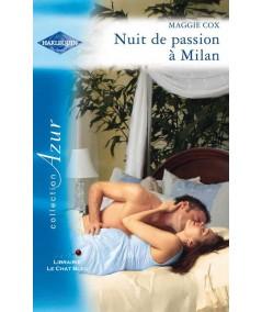 Nuit de passion à Milan (Maggie Cox) - Harlequin Azur N° 3005