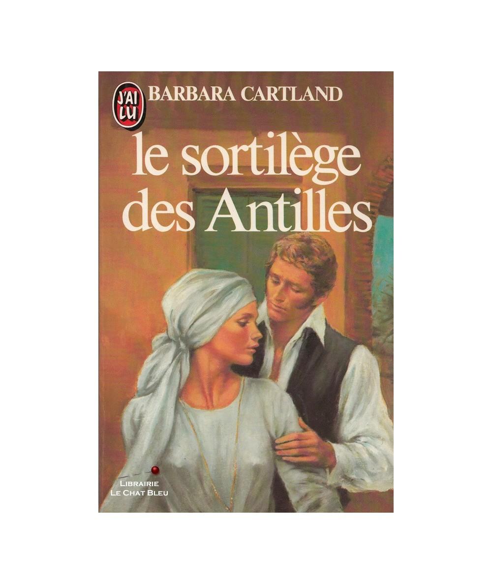 N° 1497 - Le sortilège des Antilles (Barbara Cartland)