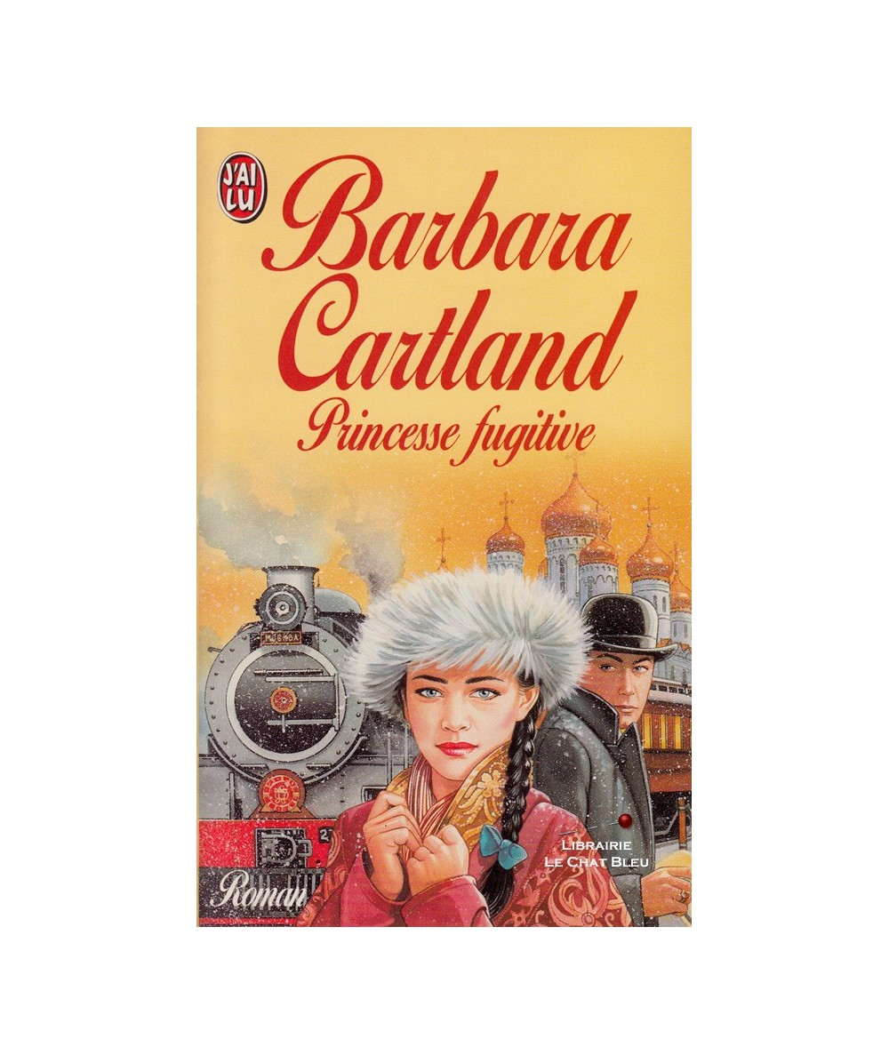 N° 4545 - Princesse fugitive (Barbara Cartland)