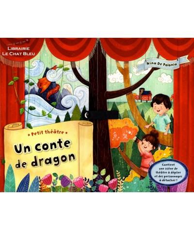Petit théâtre : Un conte de dragon (Nina de Polonia) - À partir de 3 ans