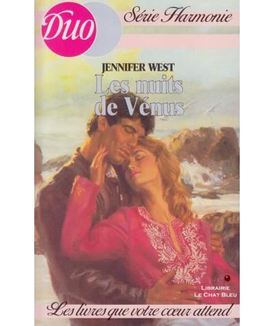 Les nuits de Vénus (Jennifer West) - Duo Harmonie N° 74