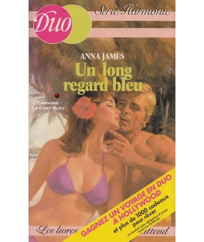 Un long regard bleu (Anna James) - Duo Harmonie N° 57