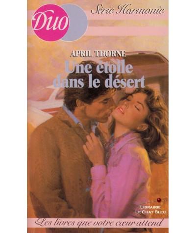 Une étoile dans le désert (April Thorne) - Duo Harmonie N° 47