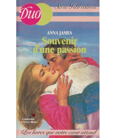 Souvenir d'une passion (Anna James) - Duo Harmonie N° 42