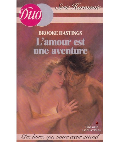 L'amour est une aventure (Brooke Hastings) - Duo Harmonie N° 35