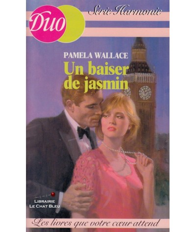 Un baiser de jasmin (Pamela Wallace) - Duo Harmonie N° 53