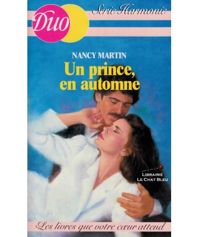 Un prince en automne (Nancy Martin) - Duo Harmonie N° 55