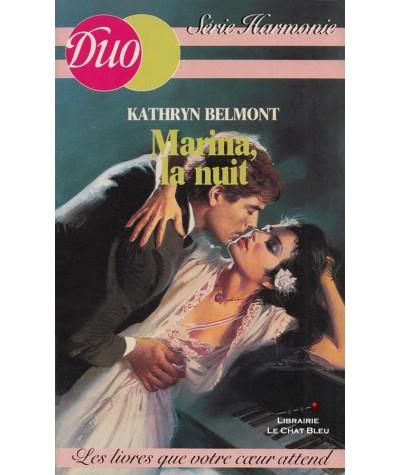 Marina, la nuit (Kathryn Belmont) - Duo Harmonie N° 34