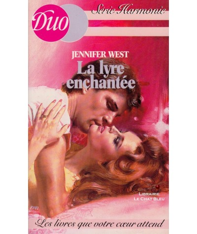 N° 31 - La lyre enchantée (Jennifer West)