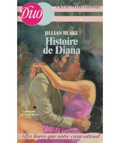 Histoire de Diana (Jillian Blake) - Duo Harmonie N° 32