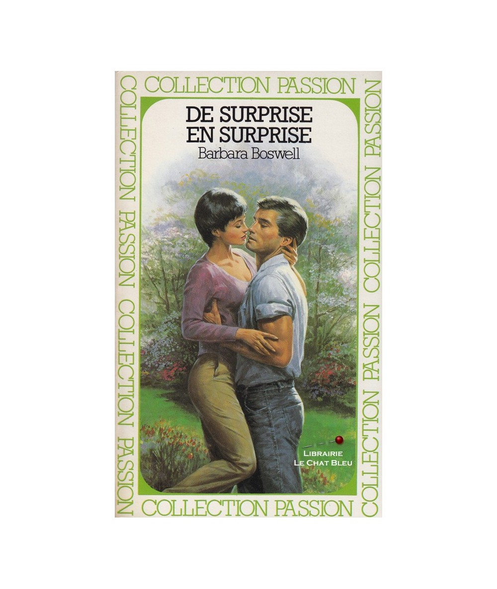 De surprise en surprise (Barbara Boswell) - Passion N° 183