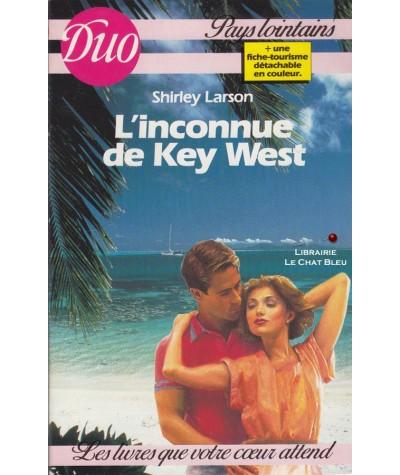 L'inconnue de Key West (Shirley Larson) - Duo Pays lointains N° 8