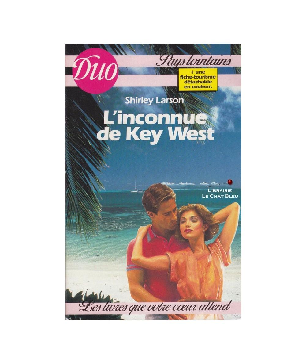 N° 8 - L'inconnue de Key West (Shirley Larson)
