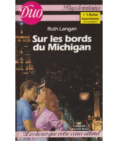 Sur les bords du Michigan (Ruth Langan) - Duo Pays lointains N° 12