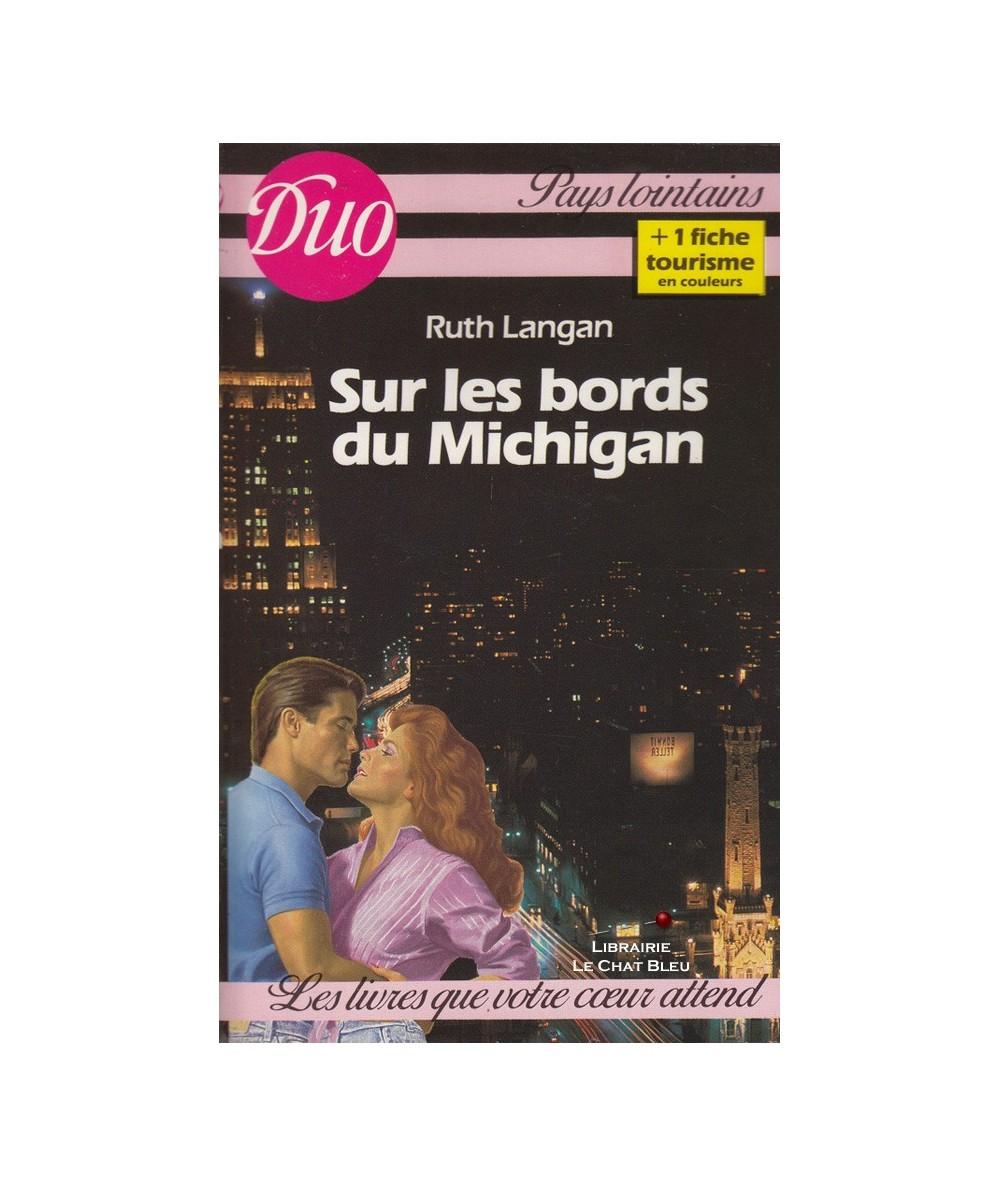 N° 12 - Sur les bords du Michigan (Ruth Langan)