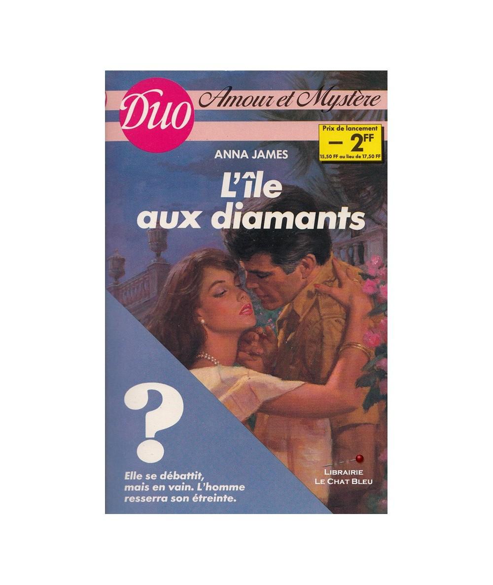 N° 3 - L'île aux diamants (Anna James)