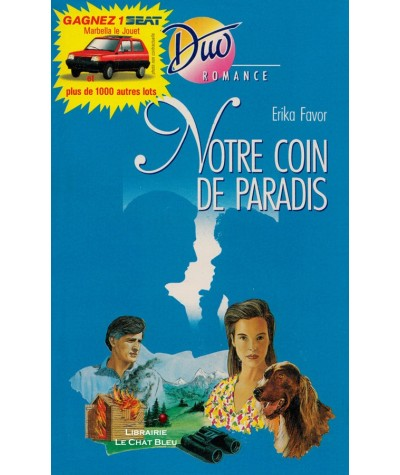 Notre coin de paradis (Erika Favor) - Duo Romance N° 472