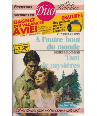 A l'autre bout du monde - Tant de mystères - Duo Romance N° 289/290