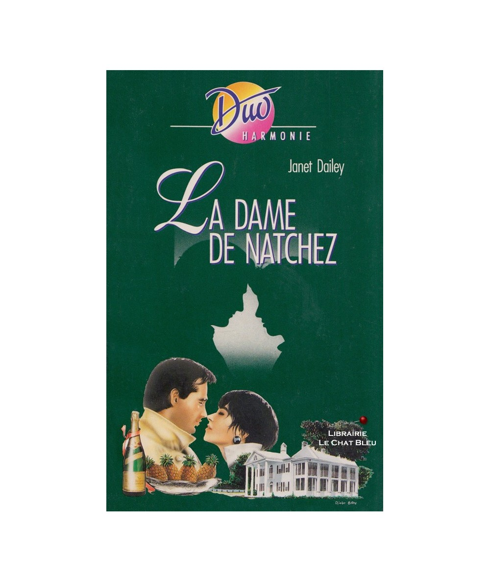 N° 240 - La dame de Natchez (Janet Dailey)